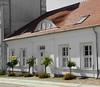 Rosenstadt Putbus (ingrid eulenfan) Tags: rügen insel putbus fürstwilhelmmaltezuputbus haus architektur rosen rosenstock