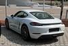 2017 Porsche 718 cayman S (macadam67) Tags: porsche musée museum stuttgart allemagne deutschland voitures cars wagen constructeur autohersteller carmanufacturer sport sportwagen sportcar ferdinand porsche718 718 caymans