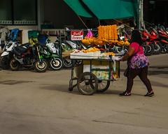 Streetphotos in Pattaya (jhemmingsen65) Tags: flowers streephoto beachroad pattaya chonburi thailand