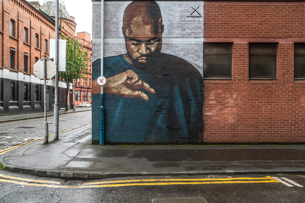 EXAMPLES OF URBAN CULTURE IN BELFAST [STREET ART AND GRAFFITI]-132904