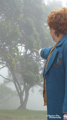 P1450142 (Christen Ann Photography) Tags: cosplay newt newtscamander fantasticbeasts harrypotter potterhead photography portrait beach fog weather 2017 photoshoot cosplayphotoshoot auckland newzealand mist potter magical