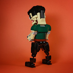 DOGOD_Super dad01_04 (DOGOD Brick Design) Tags: lego moc brick taiwan dogod super dad superdad baby sleep