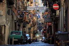 20170624-Canon EOS 6D-8000 (Bartek Rozanski) Tags: napoli campania italy naples italia city summer street quarteri spagnoli car italian chaotic