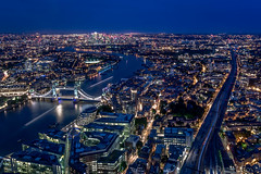 London at Night (Daniel Coyle) Tags: londonatnight london night longexposure londonskyline londonbluehour londonnight nightphotography nightshot nightonearth nikond7100 nikon d7100 danielcoyle towerbridge towerbridgenight cityhall londonbridgestation canarywharf canadawater rotherhithe towerhamlets wapping southwark theshard view theviewfromtheshard qe2bridge bridge qeiibridge dartford thames river riverthames greenwich eastlondon cityskyline citylights cityscape skyline bluehour thamesbarrier