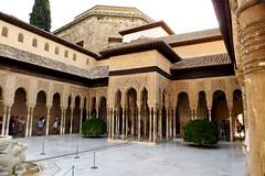 The Alhambra (Mr. Kaya) Tags: courtyardofthelions patiodelosleones alhambra granada andalusia andalucia spain europe historicalsites historicalbuildings oldbuildings