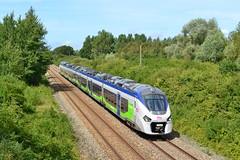 🇫🇷 SNCF Régiolis B 84533 te Flandré