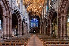 Cathedral interior (Michal Hajek) Tags: nikon d5500 sigma1020mm christiangroup chester