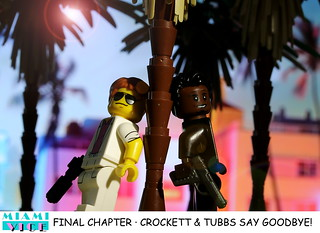 Miami Vice - The final - Crockett & Tubbs say goodbye!