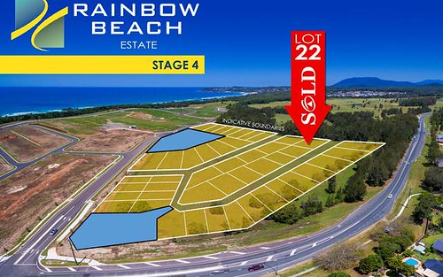 Lot 22 Rainbow Beach Estate, Lake Cathie NSW