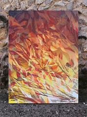 Moments 005 (SERGEY AKRAMOV) Tags: sergeyakramov сергейакрамов graffiti postgraffiti art abstract acrylic aerosol artwork acryl abstraction contemporary contemporaryart fineart sprayart streetart paint painting paper graffuturism