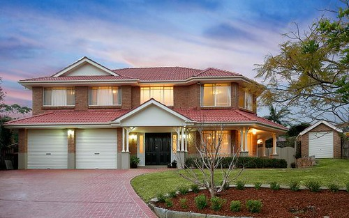 24 Highclere Place, Castle Hill NSW