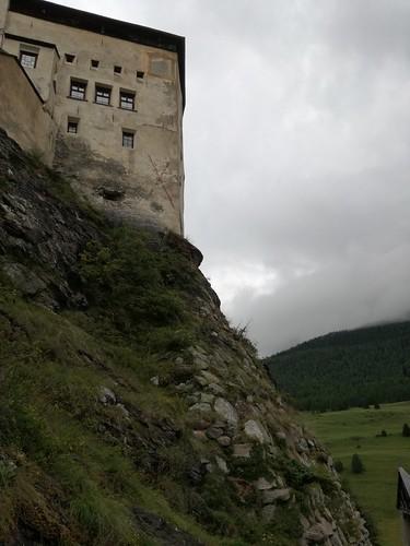 Schloss Tarasp - Engadina