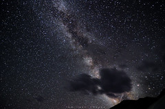 O b s e r v e (_Amritash_) Tags: milkyway night nightsky sky nightscape galaxy stars stargazing starrynight himalayas spanggongmtsho astrophotography astro astral astrallight shootingstar india astrophoto