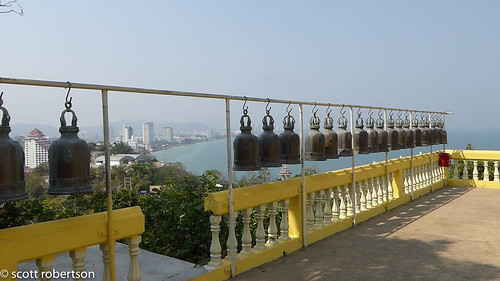 Temple Bells above Hua Hin