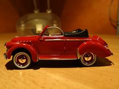 Panhard Dyna X (Jack 1954) Tags: car miniature panhard ancêtre old