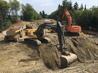 New culvert for Church Creek