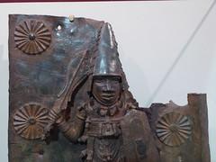 Horniman Museum (gwallter) Tags: london horniman museum benin plaques