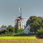 Windmill De Hoop, Rha, Bronckhorst, Netherlands - 4545 thumbnail