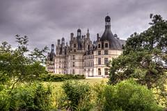 Chateau Chambord (Hans de Cortie) Tags: chambord centrevaldeloire frankrijk fr
