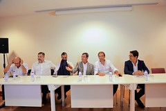Autárquicas 2017: Pedro Passos Coelho em Silves