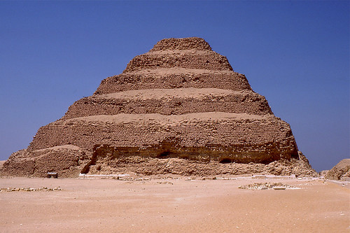 Djoser's Stepped Pyramid