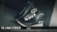 [VALE KOER] LUNAR STRIDERS (VALE KOER) Tags: vk vale koer valekoer sl second life secondlife sneakers mesh tmd mens department mya bob