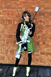 Sword Art Online: Sinon Cosplay