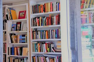 Second-Hand Bookstore