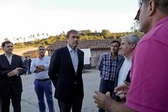 Autárquicas 2017: Pedro Passos Coelho em Rio Maior