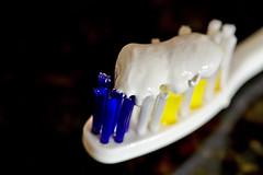 Stay Healthy - Clean your teeth! HMM! :-) (G. Lang) Tags: import07082017 stayinghealthy macromondays tamronaf90mm128macro11 sonyalpha7ii sonyilce7m2
