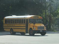 West Point Tours Inc. #296 (ThoseGuys119) Tags: westpointtoursinc schoolbus thomasbuilt freightliner fs65 cornwallny newburghny highlandfallsny vailsgateny aboschandsons