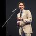 """Peter Bizjak, prejemnik nagrade Vesna za najboljši študentski kratki film ANJA GANJA. • <a style=""""font-size:0.8em;"""" href=""""http://www.flickr.com/photos/151251060@N05/36463858813/"""" target=""""_blank"""">View on Flickr</a>"""