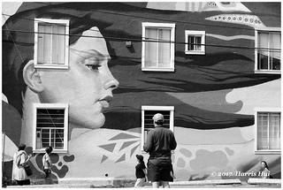 Whispering - Vancouver Mural Festival XT4731e