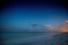 Stars over the Gulf (jamescaldwell1) Tags: northcaptivaisand astro clouds sky sea gulfofmexico florida beach wwwjaycaldwellphotographycom