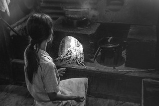 Boiling Water for Rice! Historical Kona Coffee Farm, Kona Coast, Island of Hawaii