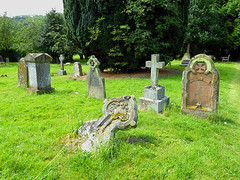 27vii2017 Stokesay 46 (garethedwards36) Tags: grave graveyard memorial churchyard cross stokesay shropshire uk lumix