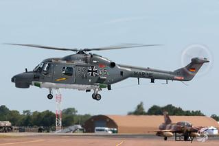 83+25 German Navy (Marine) Westland Sea Lynx 88A