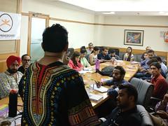 Dive 36 Gurgaon UX Design Workshop with Niyam Bhushan - 6 of 46 (niyam bhushan) Tags: android apple apps color colortheory consultant digitaldionysus event graphicdesign gurgaon indoor learners linux mentor nasscom niyambhushan seminar smartphone software tablet talk teacher training ui ux web workshop
