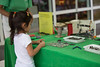Recycle A Bicycle & Bike New York Bracelet Making (NYCDOT) Tags: citisummerstreets summerstreets citi 2017