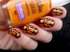 Colorama - # prontofalei + BP-20 (Barbara Nichols (Babi)) Tags: colorama carimbo carimbada bp20 amarelo yellow yellownailpolish mostarda nails nailpolish nailart flores