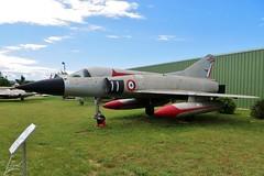 09 Dassault Mirage 3A @ Musée Européen de l'Aviation de Chasse 15th June 2016 (_Illusion450_) Tags: aérodromedancone montélimar muséeeuropéendelaviationdechasse 150616 museum lflq xmk aeroplane aviation avion aircraft airplane flugplatz 09 11 dassault mirage3a
