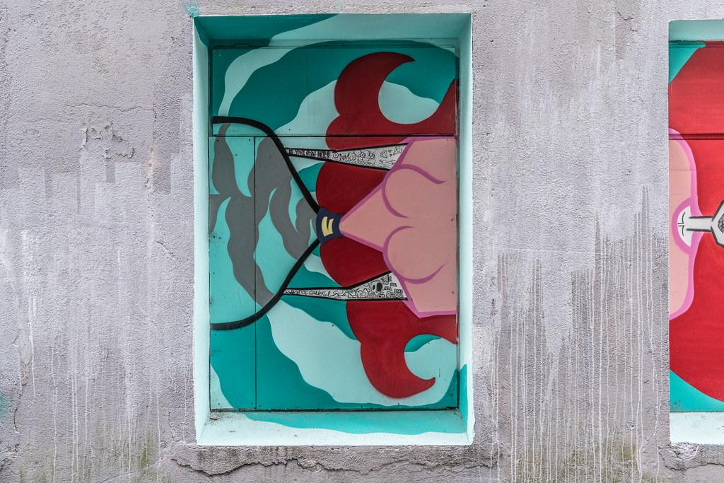 WATERFORD WALLS [AN ANNUAL INTERNATIONAL STREET ART FESTIVAL]-132193