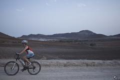 Ribagorza. (elojeador) Tags: bici bicicleta ciclista mujer chica bicidemontaña bike mountainbike camino paisaje genoveses playadelosgenoveses enalmería elojeador