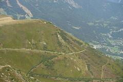 Mont Lachat @ Chemin des Rognes @ Path from Col du Mont Lachat to Cabane des Rognes @ Hike to Baraque Forestière des Rognes & Nid d'Aigle (*_*) Tags: chamonix leshouches hautesavoie 74 savoie france europe summer 2017 été septembre hike hiking randonnée hiketobaraqueforestièredesrognesniddaigle montblanc chemindesrognes arete des rognes september