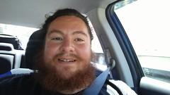 Joseph Carrillo Car Selfie (alistcelebrity) Tags: josephwcarrillo josephcarrillo joseph alist celebrity famoussinger advertiser car commercial advertisement selfie autonomouscar publicity stunt