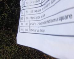 022 Can't Find The Sticker At The Top (saschmitz_earthlink_net) Tags: 2017 california orienteering laoc losangelesorienteeringclub venturacounty ventura