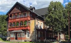 Myslakowice Haus (wernerfunk) Tags: polen