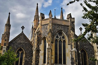 St Mary the Virgin Church, Dover.