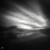 Was it just a dream? (ShimmeringGrains) Tags: ir720 mediumformat infrarödfilm impressionistic bw handheldfor45sek svartvitt filmphotography pinhole ©marieahlén scanned efke820ir scannad handheld shimmeringgrains zeroimage2000btn dreamy 6x6 irphoto impressionisticlandscape square 45sekexposure mellanformat 120film dreamyseascape pinholephotography dreamylandscape film ir infraredfilm infrared zeroimage analog blackandwhite tmaxdev14 sky blur