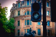 Gay in London (Cris JB) Tags: lgtb trafficlights gay visibility